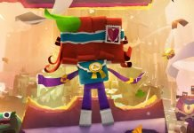 Tearaway Embraces the Physical Side of Games