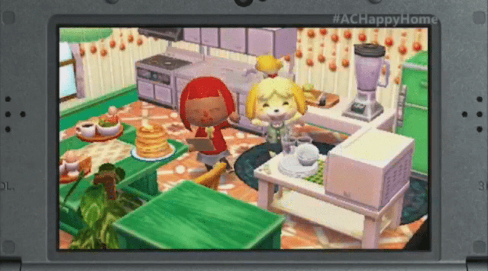 Animal Crossing: Happy Home Designer 3DS Review