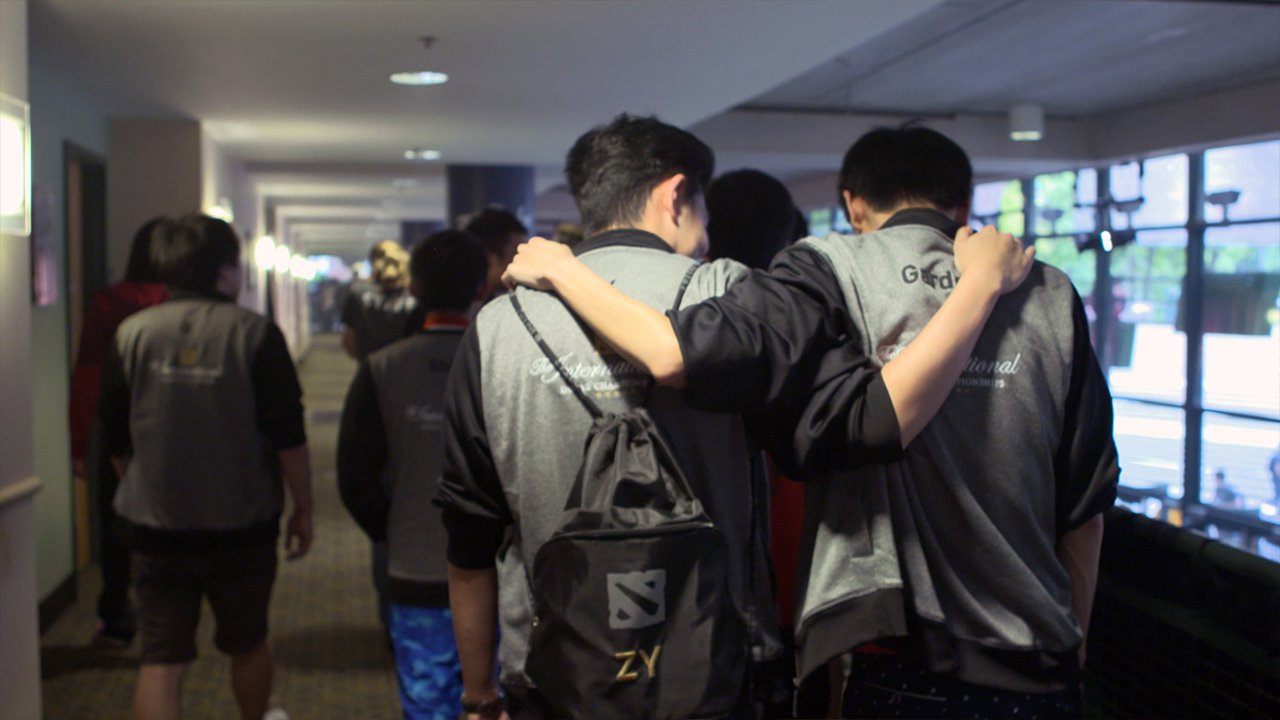 CDEC: TI5 Championship Runners-up