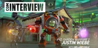 Plants Vs. Zombies: Garden Warfare 2 - Interview with Justin Wiebe - 2015-10-23 10:37:01