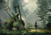 NieR Sequel Officially Named, NieR Automata - 2015-10-27 09:34:33