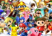 More Fighters and Levels Coming to Smash Bros? - 2015-10-02 16:11:57