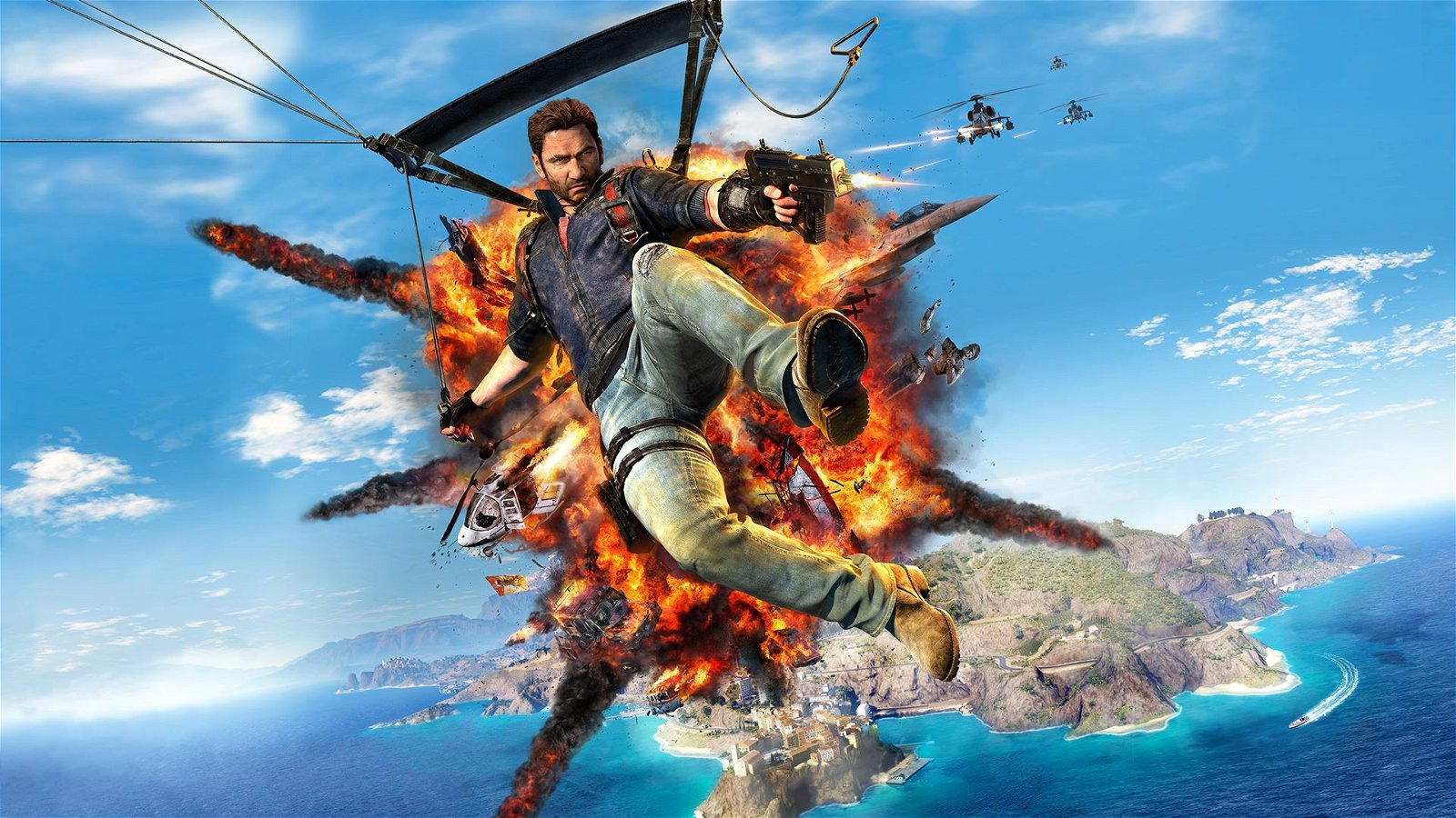 Just Cause 3 (PS4) Review