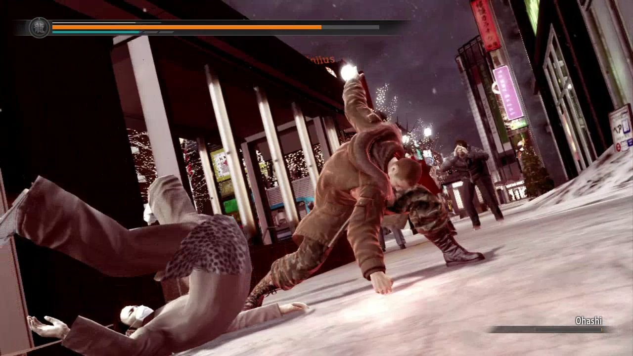 New Yakuza 5 Screenshots Just Unleased - 2015-11-06 09:22:20