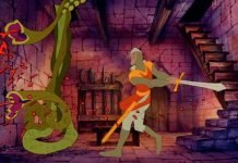 Dragon's Lair: The Movie Kickstarter Canceled - 2015-11-24 12:34:19