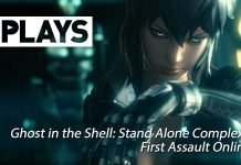 Let's Play: Ghost in the Shell: Stand Alone Complex - First Assault Online - 2015-12-14 17:28:39