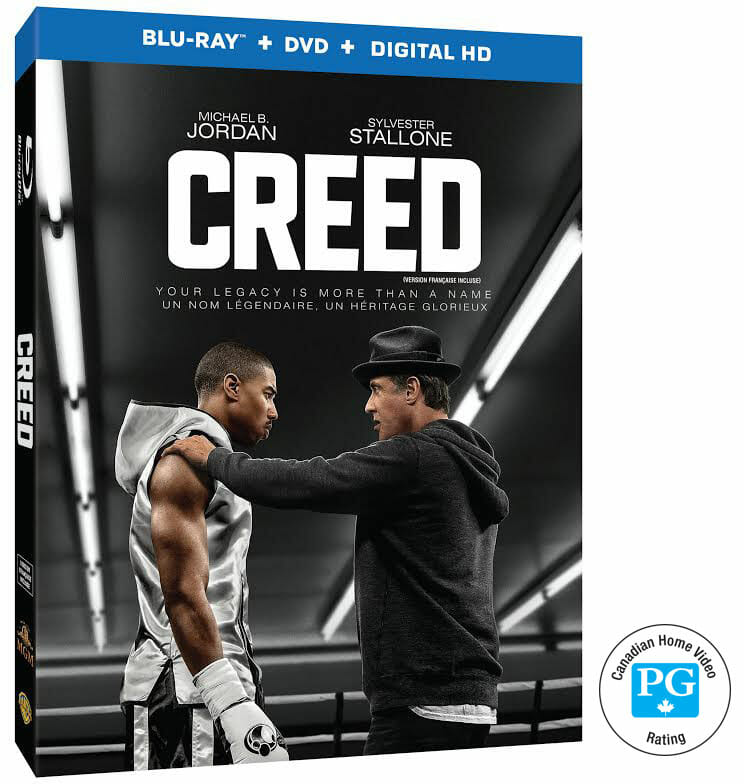 Creed Blu-ray Combo Pack Giveaway 1