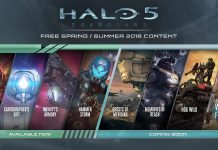 Hammer Storm Brings Back Old Favourites and More to Halo 5