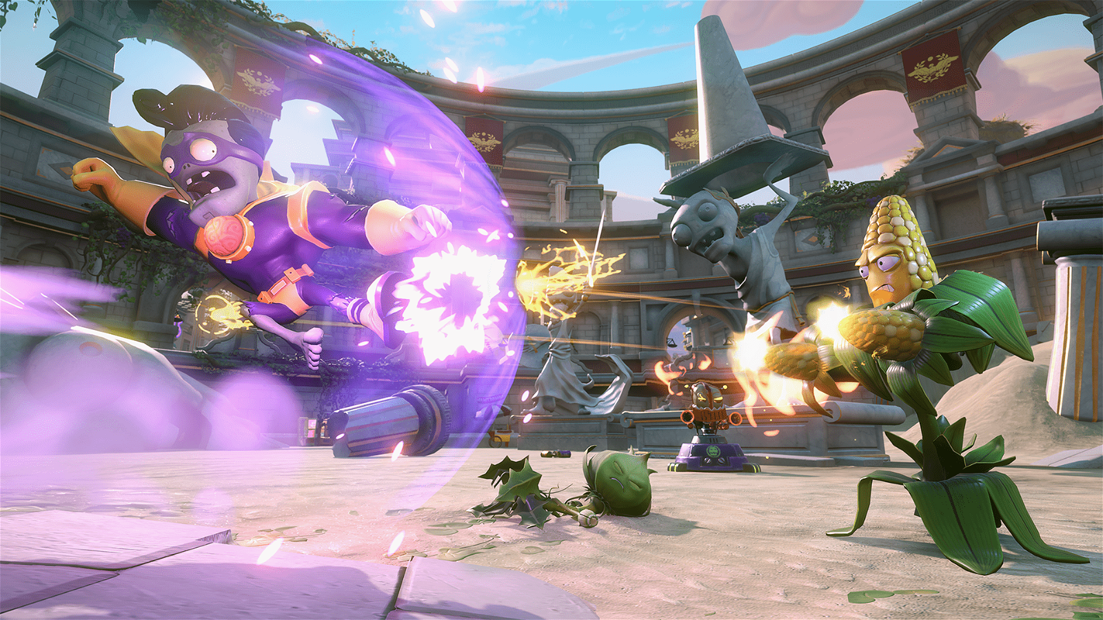 Plants Vs Zombies: Garden Warfare 2 (PS4) Review 4