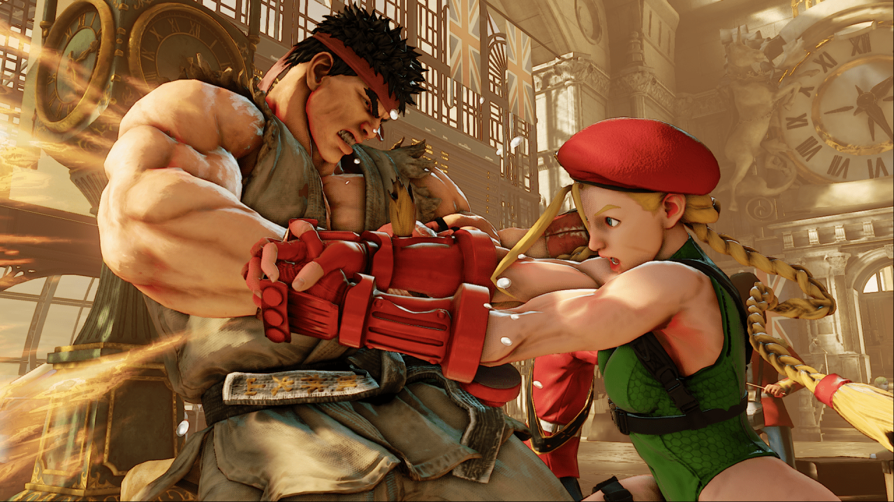 Street Fighter V (PS4) Review 5