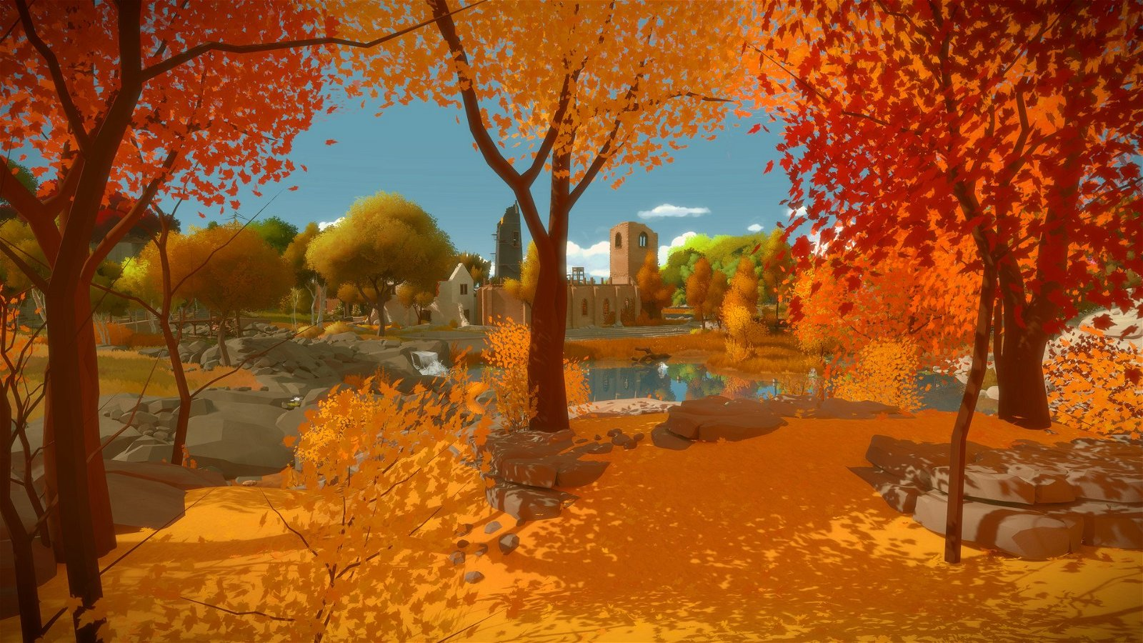 The Witness (PS4) Review 3