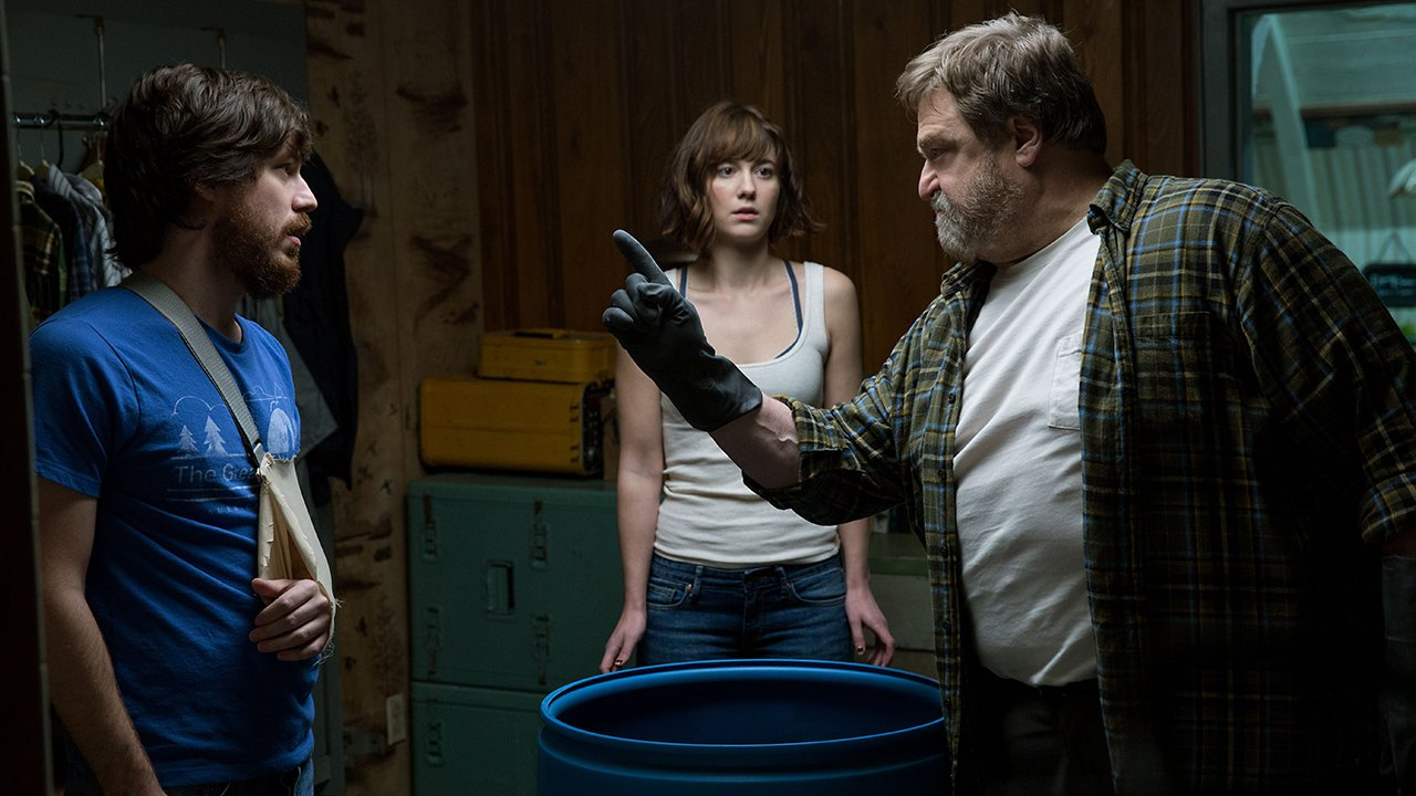 10 Cloverfield Lane (Movie) Review 1