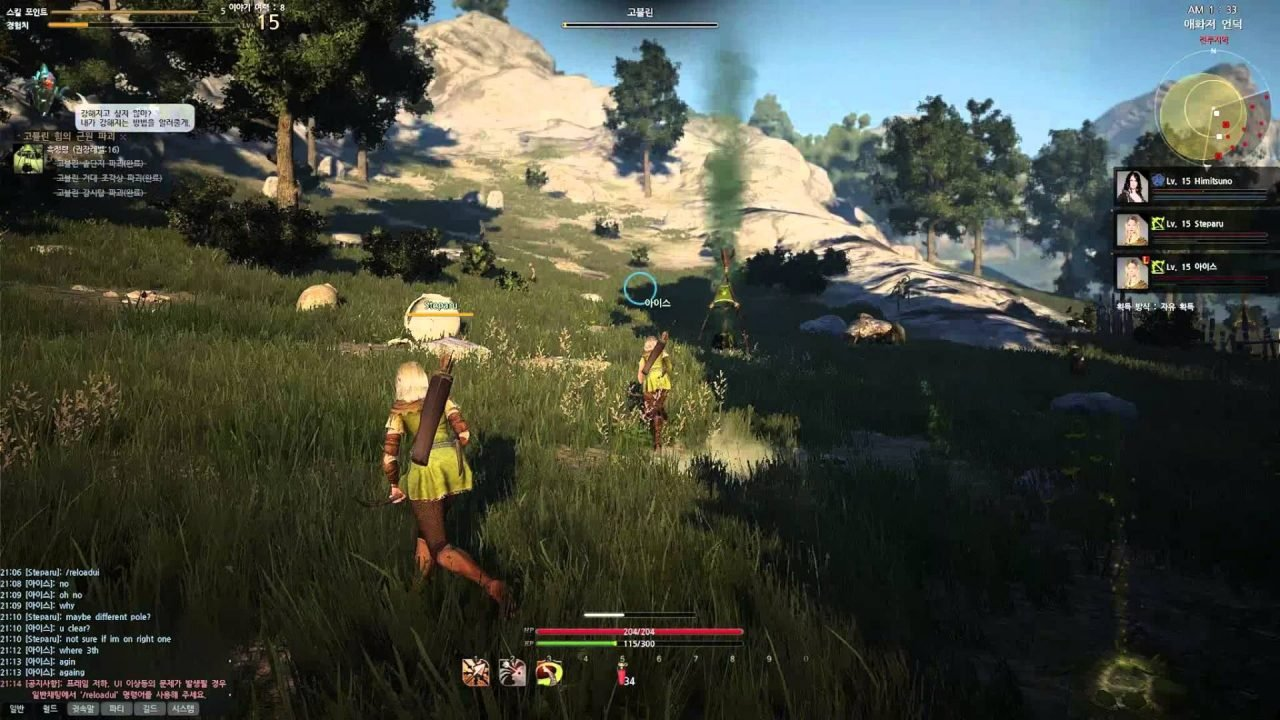 Black Desert Online (PC) Preliminary Review 1