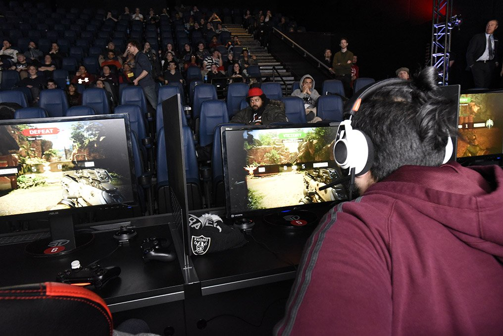 Cineplex Gambles on eSports in a Big Way 11