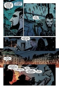 Deus Ex Universe: Children's Crusade #1 (Comic) Review 1
