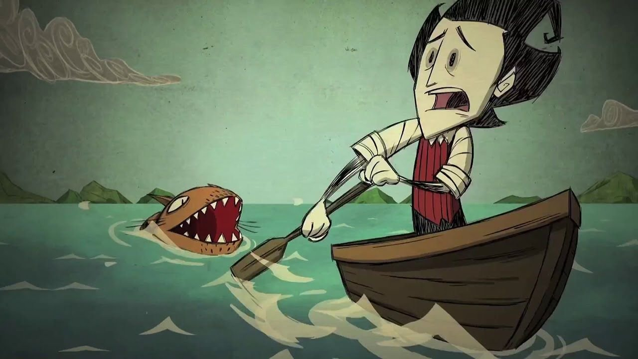Don't Starve gets Shipwrecked Expansion Today 1