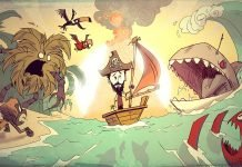 Don't Starve gets Shipwrecked Expansion Today