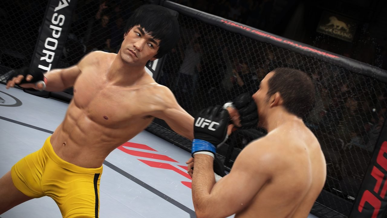 EA Sports UFC 2 (Xbox One) Review 1