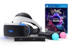 PSVR Bundle Hits Pre-Orders March 22nd