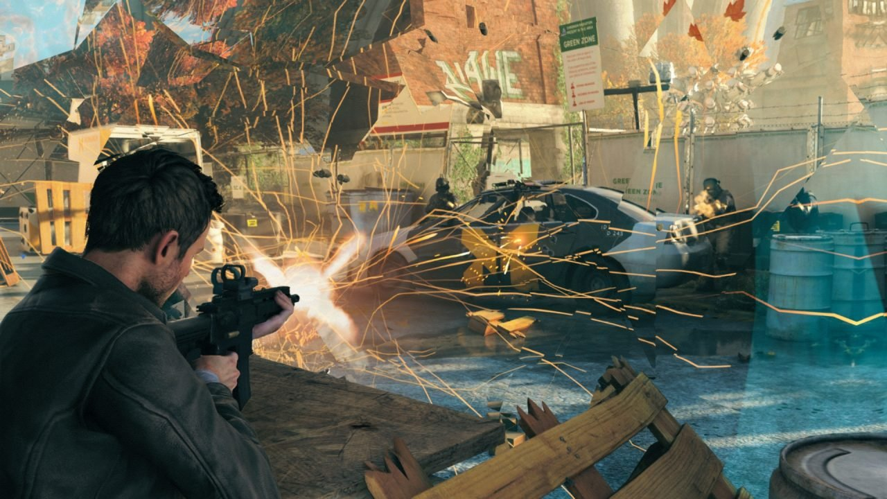Quantum Break (Xbox One) Review 1
