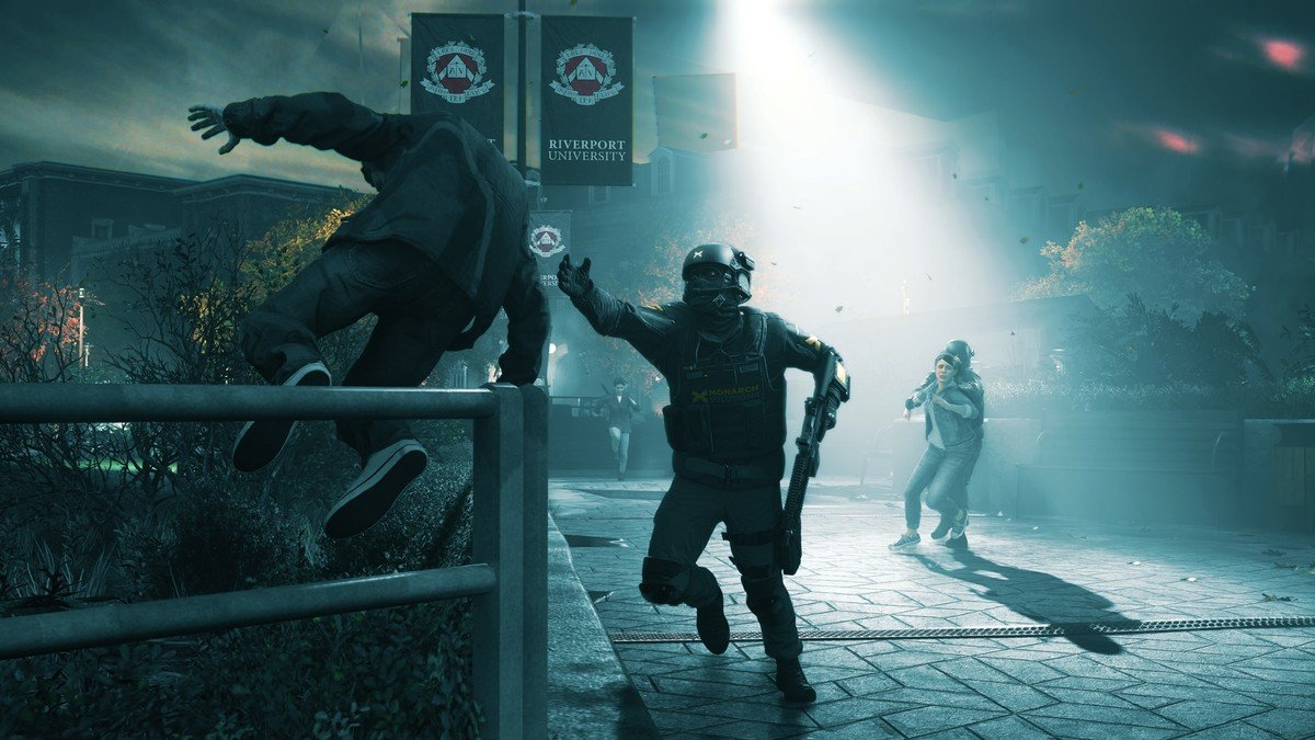 Quantum Break (Xbox One) Review 5