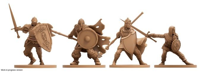 Dark Souls Board Game Kickstarter Launches 1