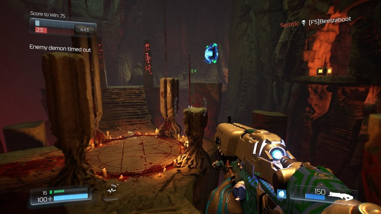 Doom Beta Preview: A Bombastic Journey Through Hell 4