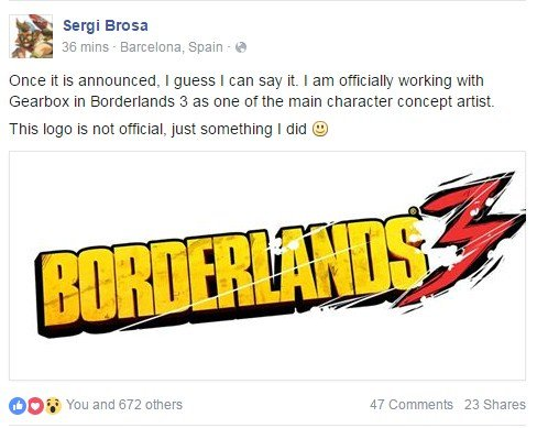 Gearbox Gearing Up For Next Borderlands