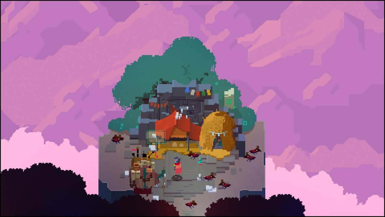 Hyper Light Drifter (PC) Review 5