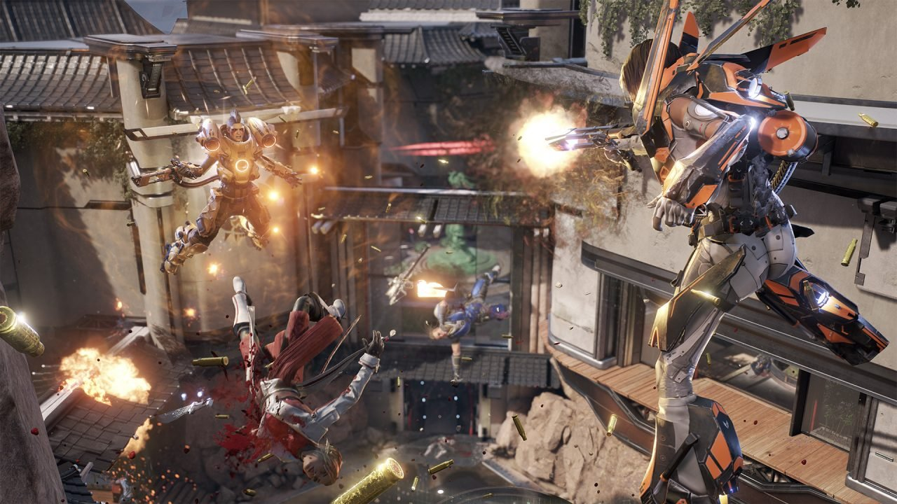 Lawbreakers Preview: The PC Shooter is Back 9