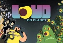 Loud on Planet X Brings the Noise to PS4 1