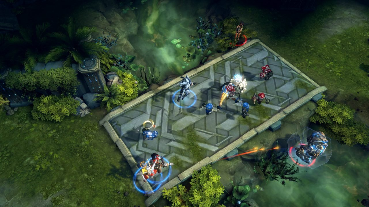 Master X Master is the MOBA/Dungeon Crawler you Never Knew you Wanted 5
