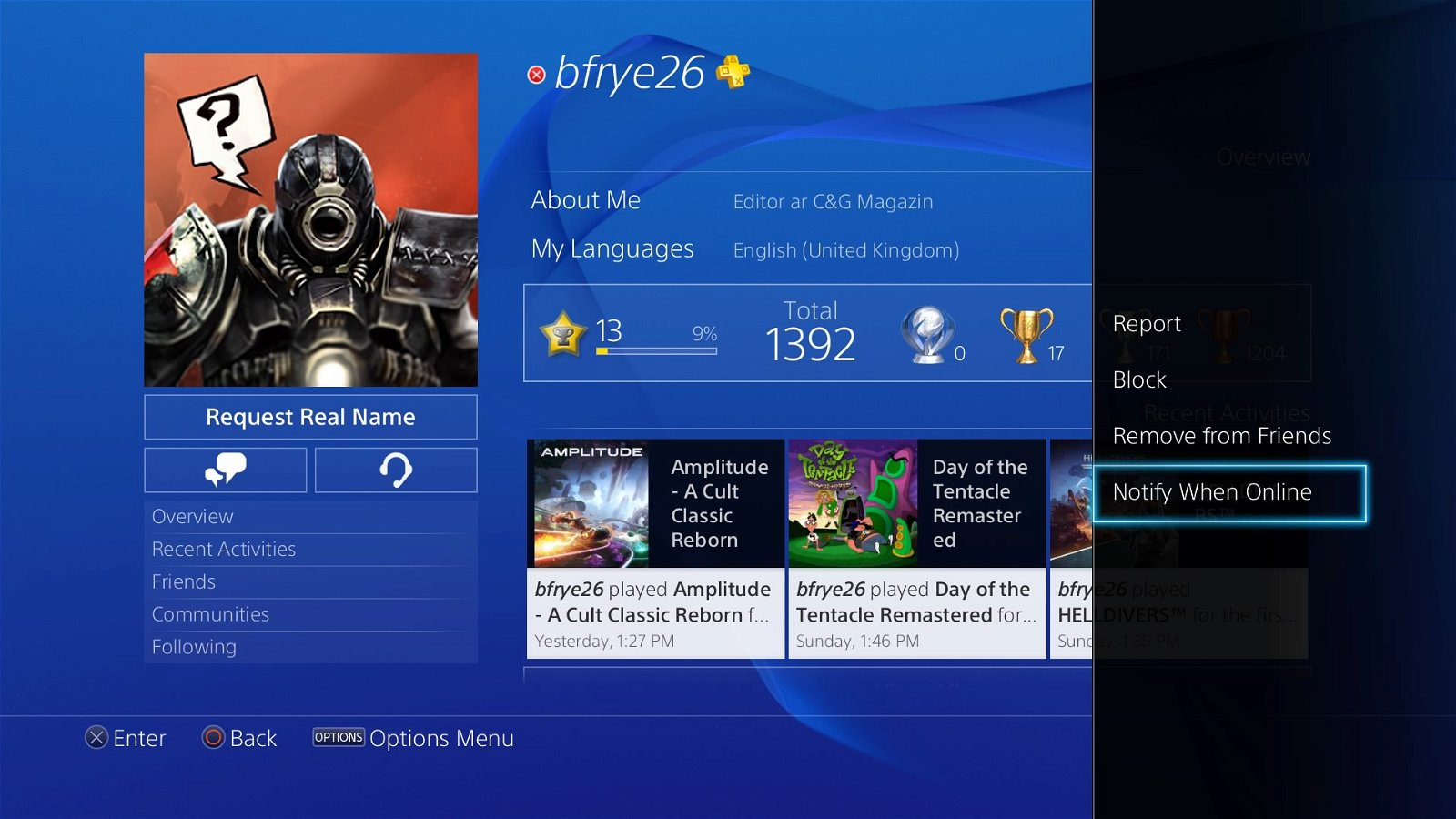 PlayStation 3.50 System Update out Today 2
