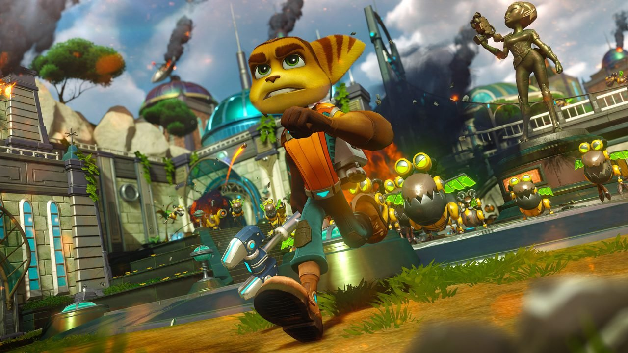 Ratchet & Clank (PS4) Review 5