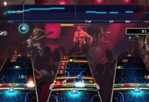 Rock Band 4 Getting Online Multiplayer, Expansion Pack