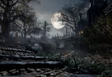 Artist Recreates Bloodborne's Environment in Unreal Engine 4 2