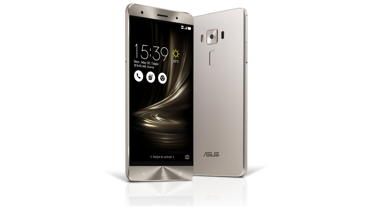 Asus Announces the Zenfone 3 lineup 3