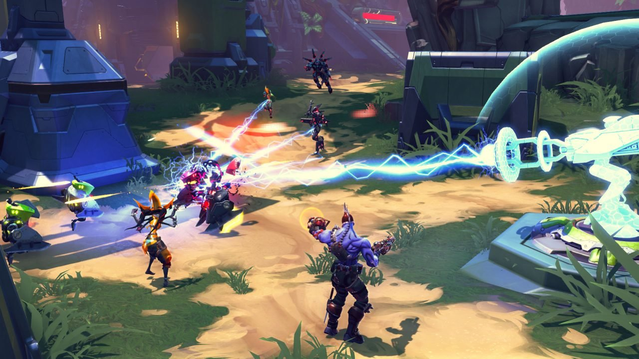 Battleborn (PS4) Review 1