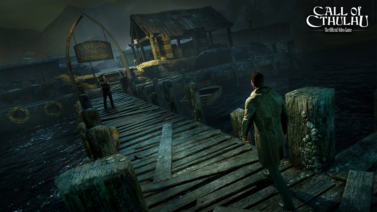 Call of Cthulhu Gets New Screenshots 1
