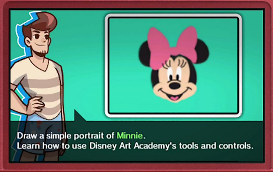 Disney Art Academy (Nintendo 3DS) Review 6
