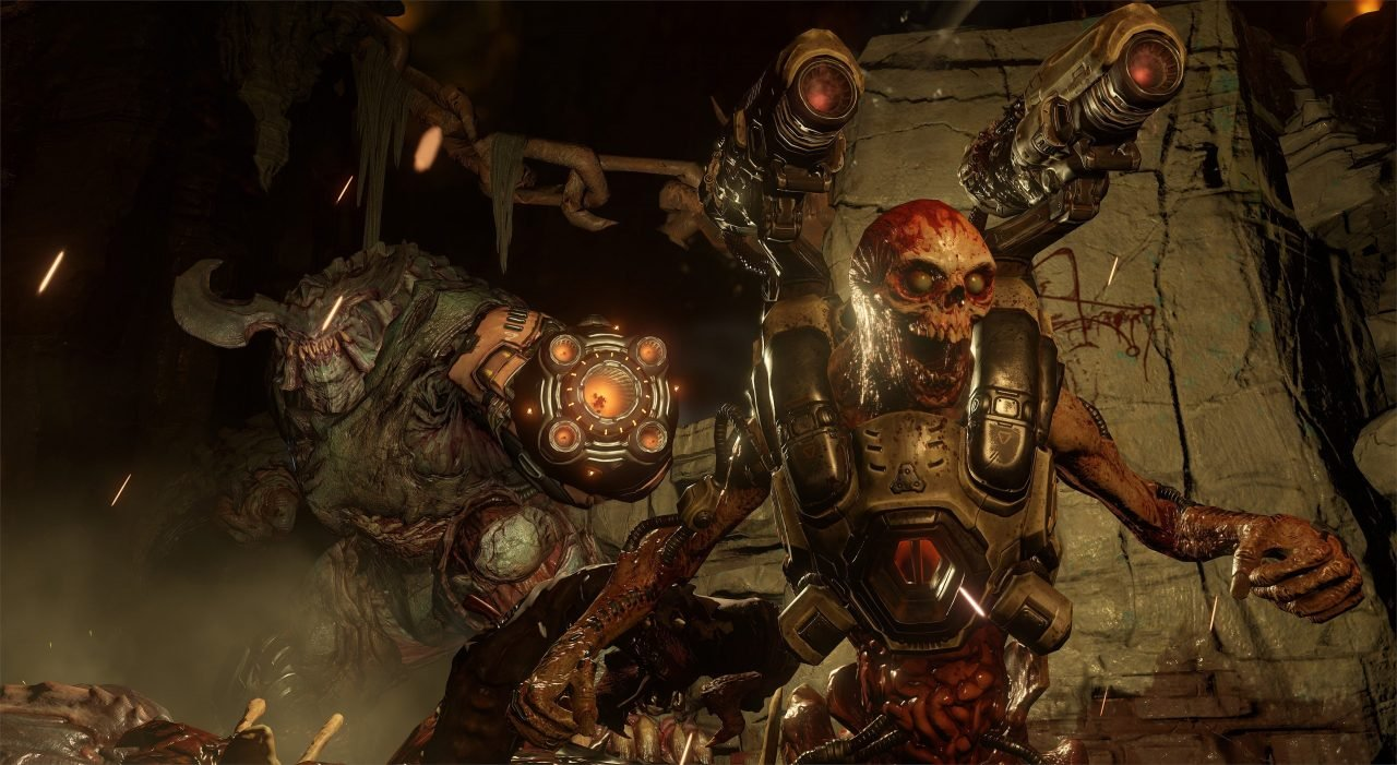 Doom (PS4) Review 4