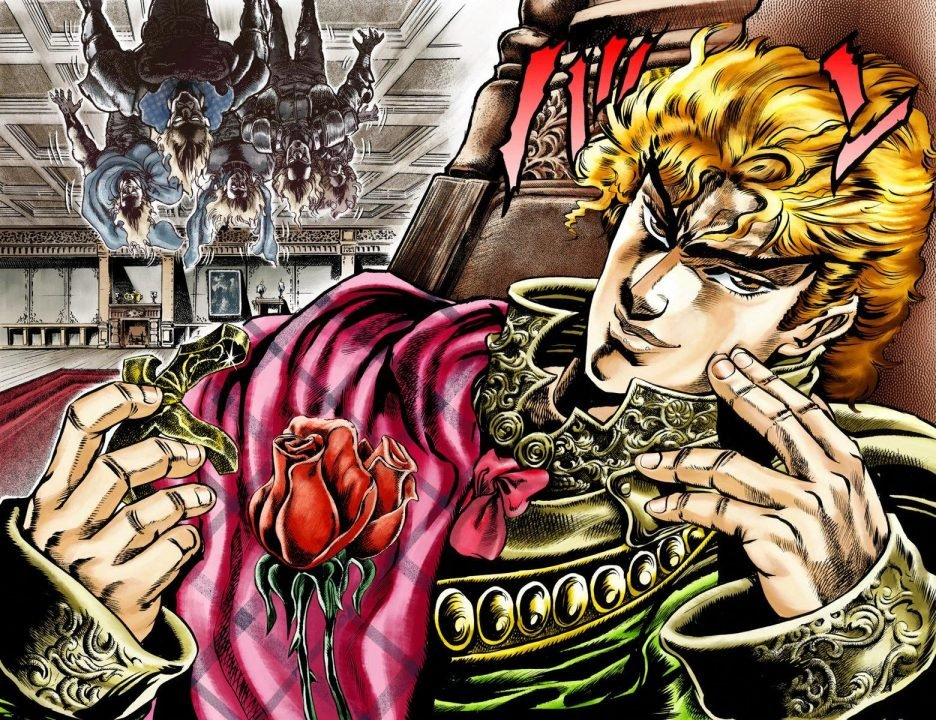 JoJo's Bizarre Adventure Part 1: Phantom Blood (Manga) Review 3