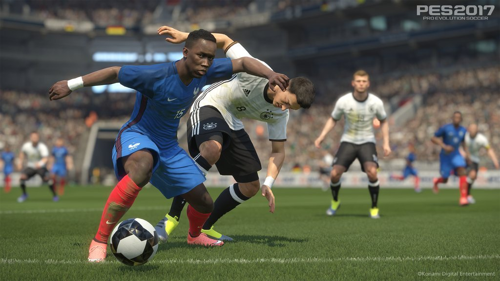 Konami Announces PES2017 1