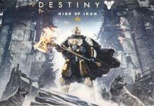 Leaked Poster Reveals Destiny Rise of Iron Expansion 1