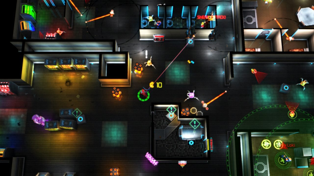 Neon Chrome (PC) Review 2