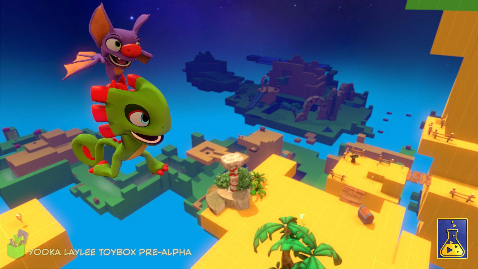 Playtonic Games Releases New Yooka-Laylee Screenshots, Info 3