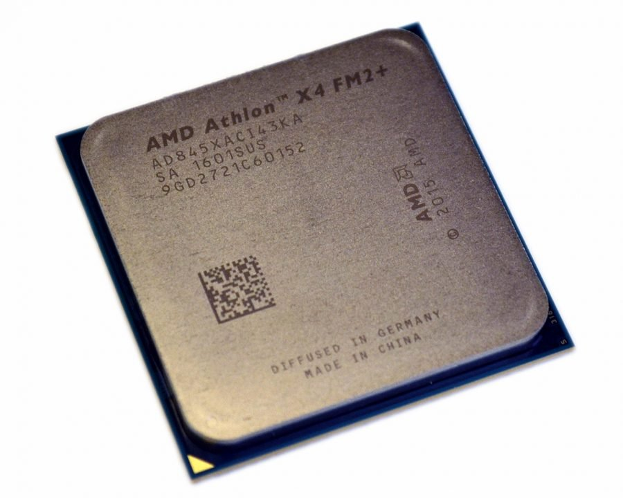 AMD Athlon X4-845 Quad-Core Processor Review