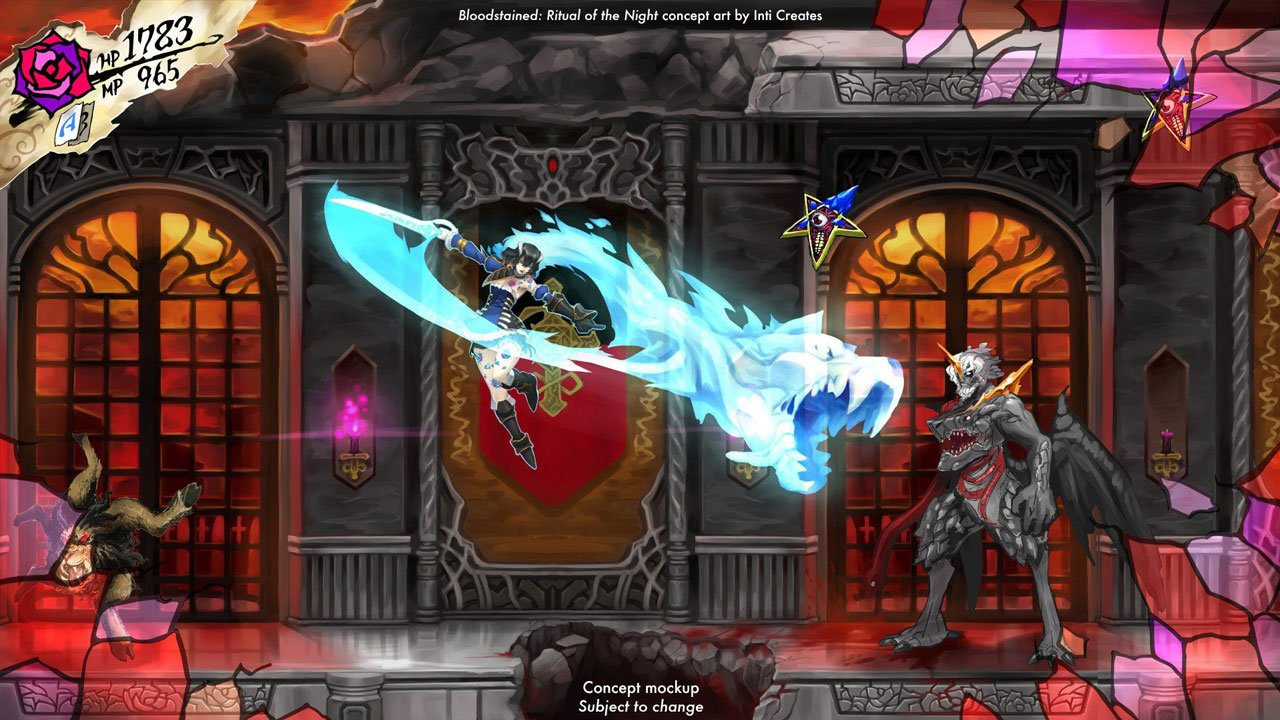 Anger And Smiles: Bloostained Is The Castlevaina Game We've Been Waiting For 2