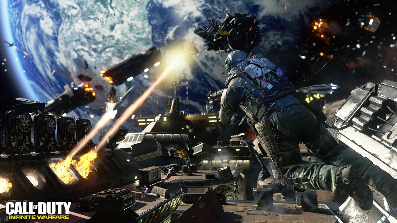 Call Of Duty Will Take The Fight To Space 1