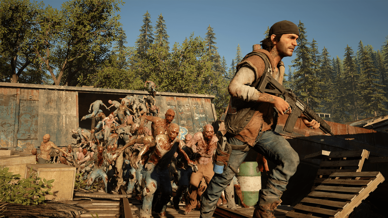 E3 2016: Days Gone Behind Closed Doors Preview 1